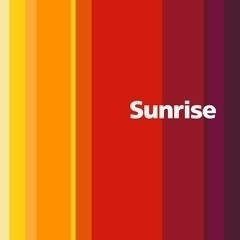 Neues Sunrise Logo