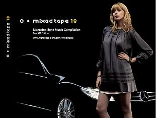 Mercedes MixedTape Vol. 18 Cover