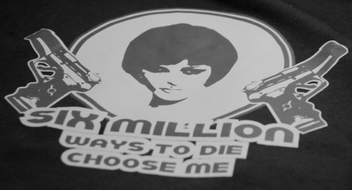 Whoever T-Shirt: Motiv Caroline