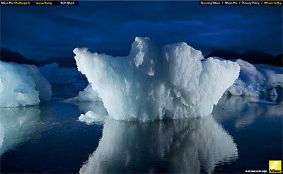 Nikon Creative Lighting System (CLS) James Balog