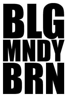 Logo - BLGMDYBRN